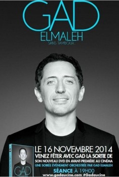 Gad Elmaleh (Côté Diffusion) (2014)