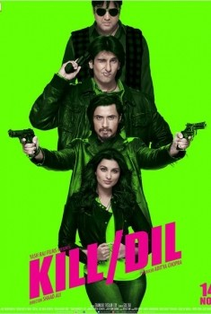 Kill Dill (2014)