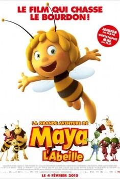 La Grande aventure de Maya l'abeille (2013)