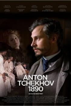 Anton Tchékhov 1890 ( 2015)