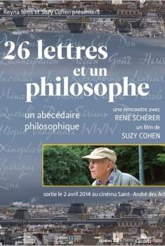 26 lettres et un philosophe (2012)