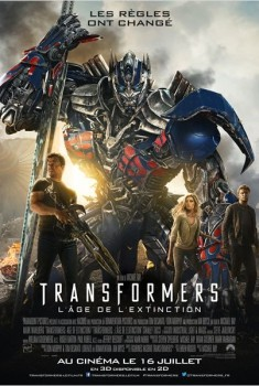 Transformers : l'âge de l'extinction (2014)