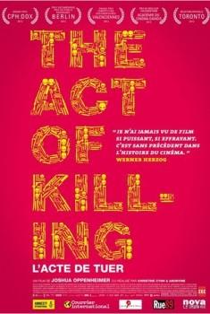 The Act of Killing - L'acte de tuer (2012)