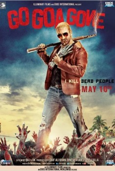 Go Goa Gone (2012)