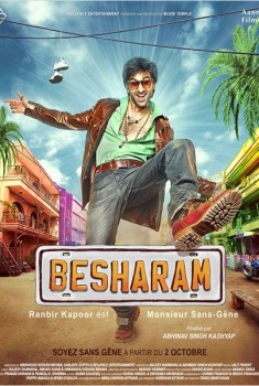 Besharam - Monsieur Sans-Gêne (2013)