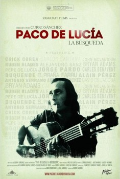 Paco de Lucía, légende du flamenco (2014)