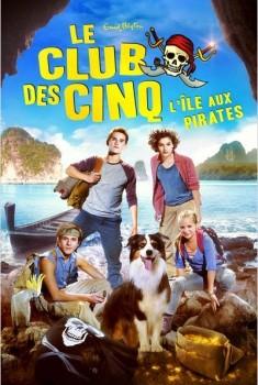 Le Club des cinq - L'île aux pirates (2014)