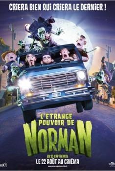 L'Étrange pouvoir de Norman (2012)