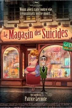 Le Magasin des suicides (2012)