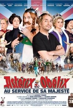 Astérix et Obélix : au service de Sa Majesté (2012)