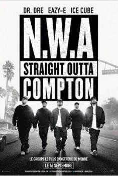 N.W.A - Straight Outta Compton (2015)