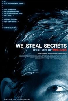 We Steal Secrets : la vérité sur Wikileaks (2013)
