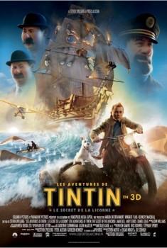 Les Aventures de Tintin : Le Secret de la Licorne (2011)