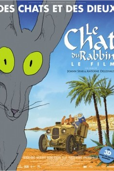 Le Chat du Rabbin (2011)