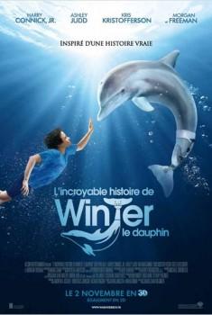 L'Incroyable histoire de Winter le dauphin (2011)