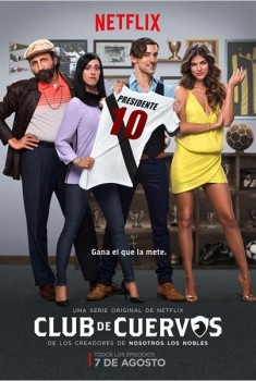 Club de Cuervos (Séries TV)