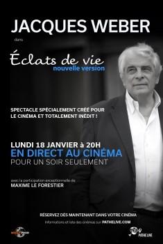 Jacques Weber – Eclats de vie (2016)