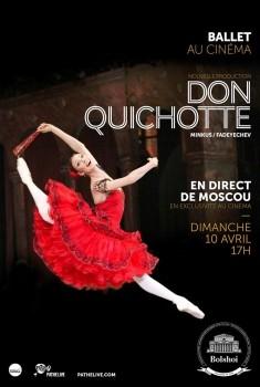 Don Quichotte (Pathé Live) (2016)