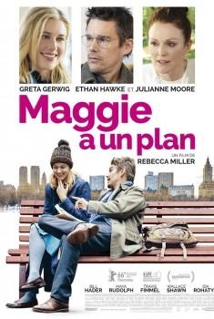 Maggie a un plan (2015)