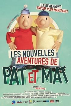Les Nouvelles aventures de Pat et Mat (2015)