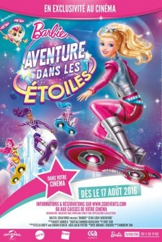 Barbie - aventure dans les étoiles (2016)
