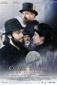 Chasse-Galerie : La légende (2016)