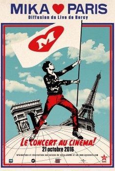 Concert Mika Love Paris (CGR Events) (2016)
