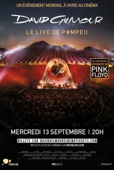 Pink Floyd's David Gilmour - Live à Pompéï (Pathé Live) (2016)
