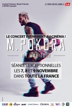 M. Pokora - My way tour (CGR Events) (2017)