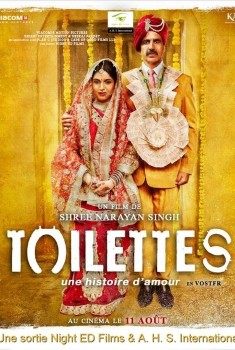 Toilettes : une histoire d'amour (2017)