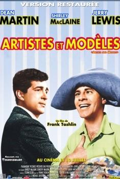 Artistes et modèles (1955)