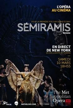 Sémiramis (Met-Pathé Live) (2018)