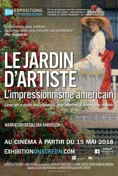 Le jardin d'artiste: L'Impressionnisme Américain (2017)