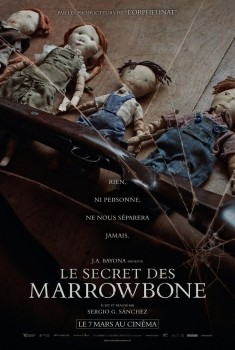Le Secret des Marrowbone (2018)