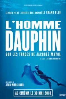 L'Homme dauphin, sur les traces de Jacques Mayol (2018)