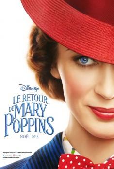 Le Retour de Mary Poppins (2018)