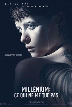 Millenium 4: Ce qui ne me tue pas (2018)