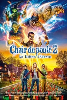 Chair de poule 2 : Les Fantômes d'Halloween (2018)