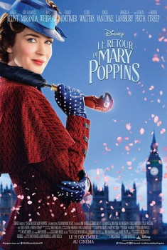 Le Retour de Mary Poppins (2018)