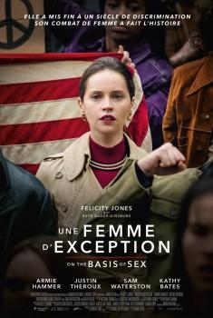 Une femme d'exception (2019)